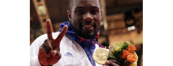 Teddy Riner, le champion originaire des Abymes