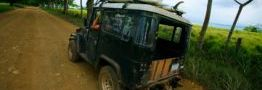 Une excursion en 4x4 en Guadeloupe